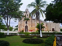 Itzimna Church, Merida